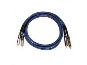 丹麦Ortofon/高度风 Reference Blue(参考蓝) RCA信号线